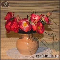 Керамические вазы для цветов