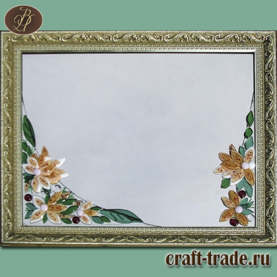 """Зеркало """"Весна"""""""