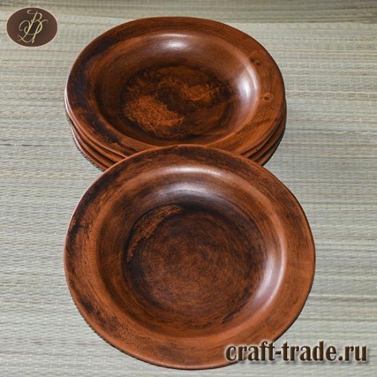 Тарелки столовые для первых блюд