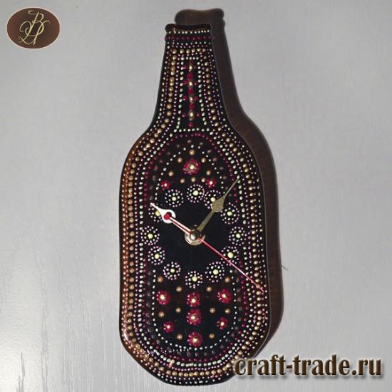 Часы-бутылка