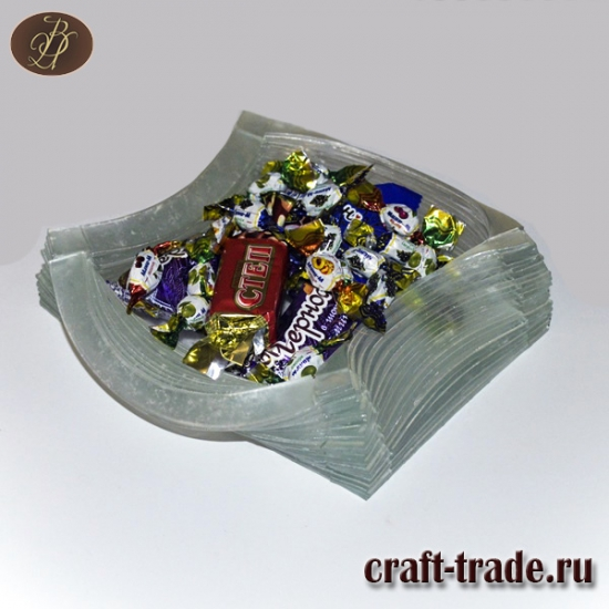 """Конфетница """"Снежная королева"""""""