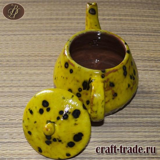 "Заварочный  чайник и сахарница ""Чаёвница"""