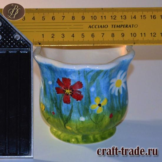 """Чайный сервиз """"Русское поле"""""""